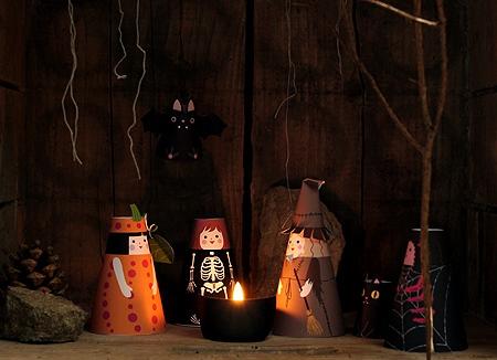 Atividades halloween dobraduras