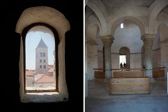fenster_Byzantine St Donat's Church