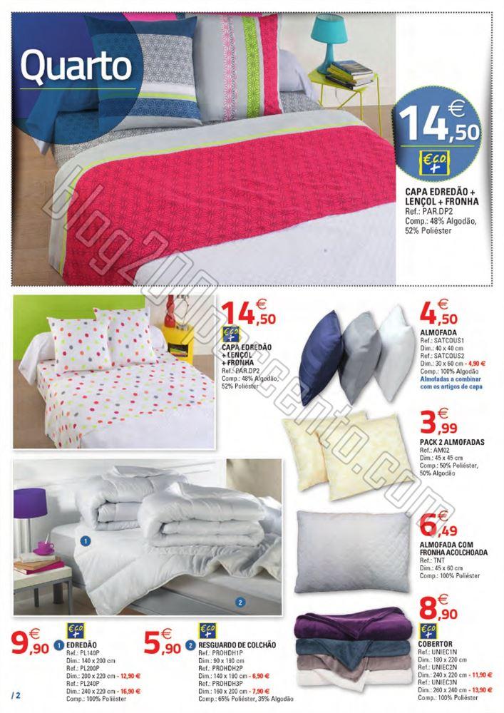 Antevisão Folheto E-LECLERC Nacional Têxtil de 3
