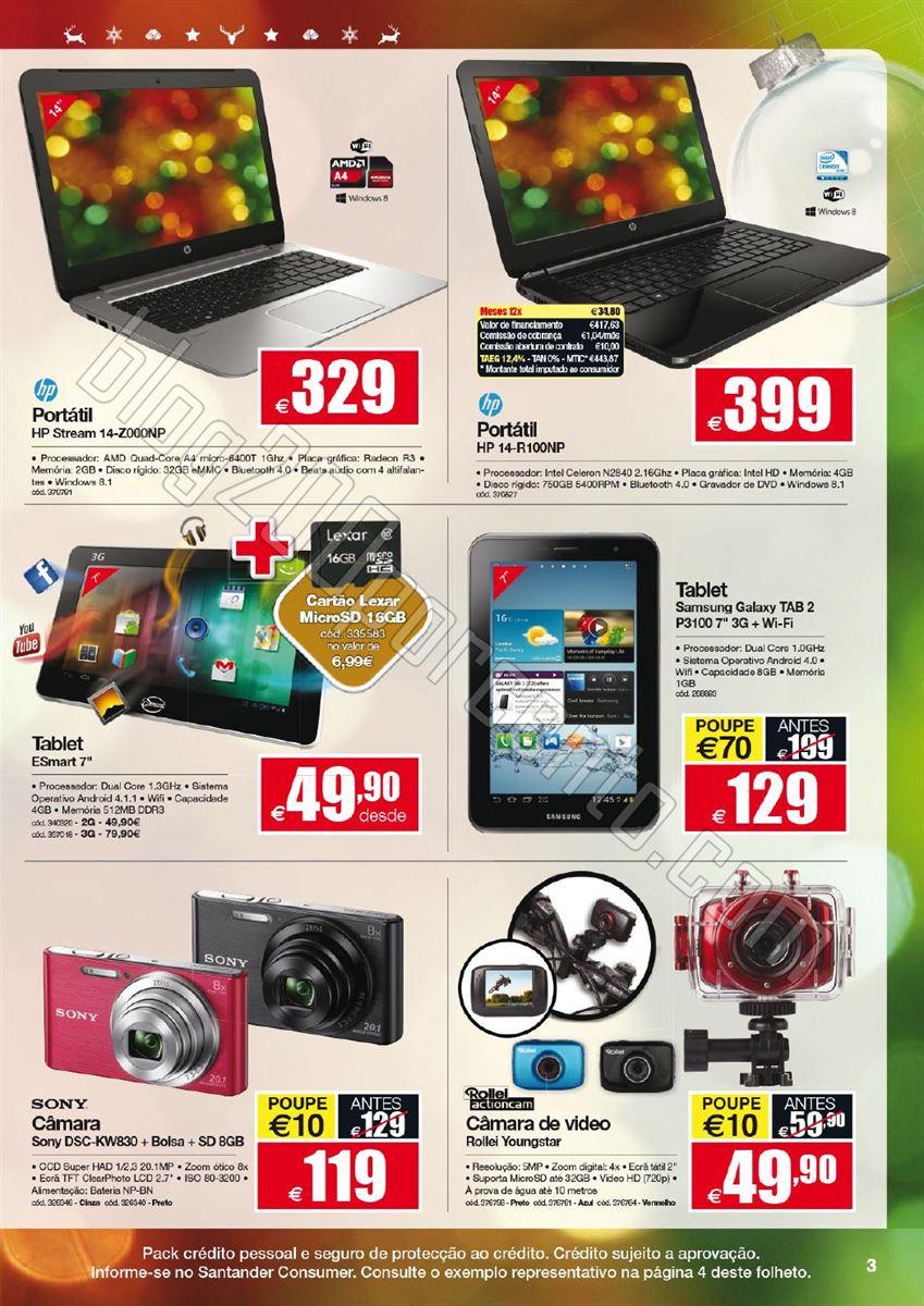 Novo Folheto STAPLES Natal de 9 a 24 dezembro p3.j