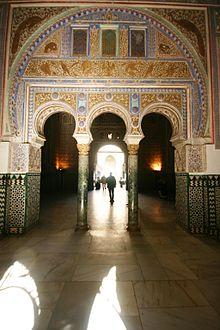 220px-Arco_de_los_Pavones_-_Philip_II_Ceiling_Room