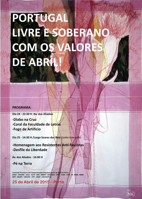 Cartaz_25abril2015 Porto