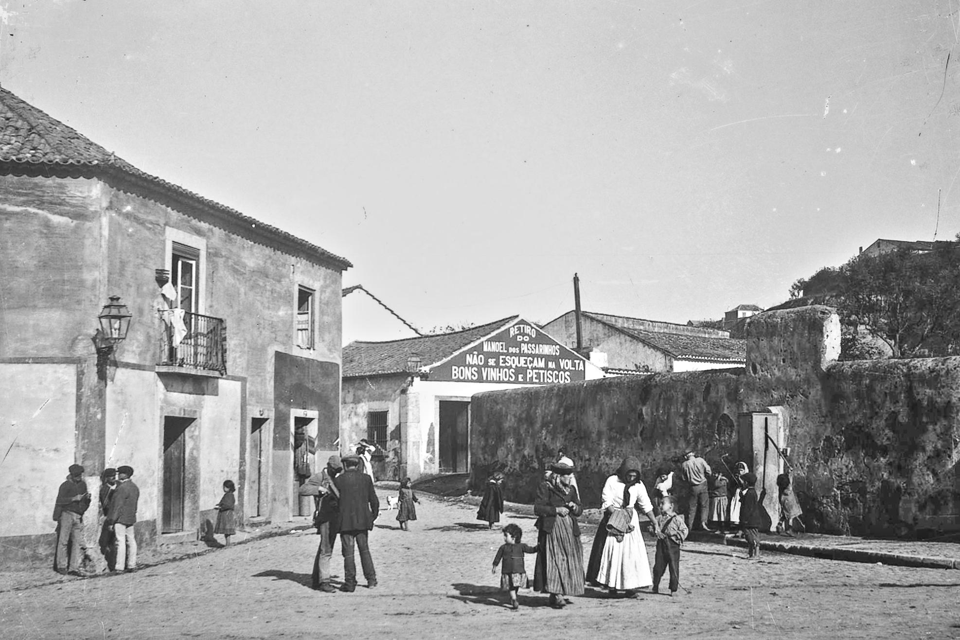 Manuel dos Passarinhos, Lisboa (J.Benoliel, c. 1900)