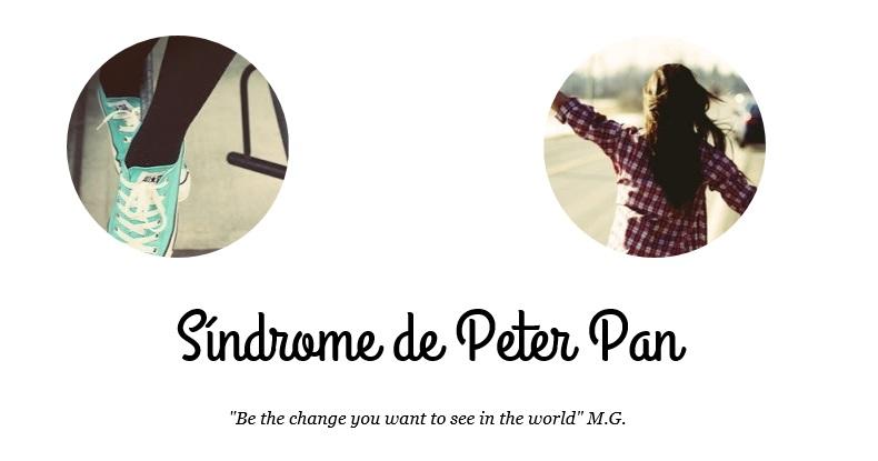 Sídrome de Peter Pan