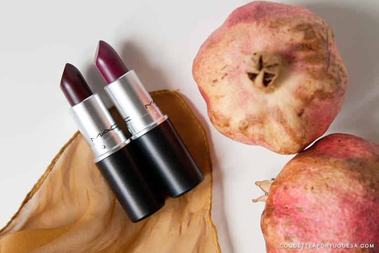 mac cosmetics makeup lipstick matte lingering kiss