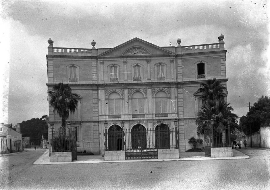 Palácio Vilalva (J. Benoliel - c. 1909)